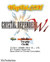 game crystaldefenders