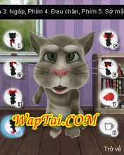 talking tom cat java
