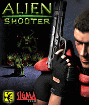 alien shooter