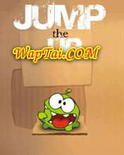 game jump the up om nom