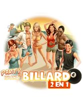 party island billiard
