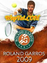 game danh tennis roland garros