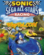game sonic sega all stars racing