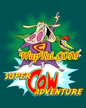 game super cow adventure