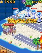 game thap phao 3d