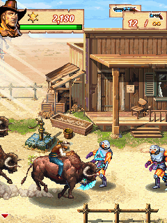 Wap Tải Game Cowboys And Aliens - Wap Tải Game Java