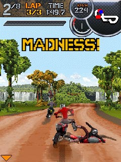 Wap Tải Game X-Treme Dirt Bike - Wap Tải Game Java